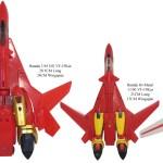 Bandai HiMetal VF-19K 14