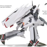 VF-25F Bandai RS 4B