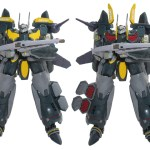 Bandai DX Armored VF-25 14