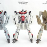 Bandai Hi-Metal VF-1A 14