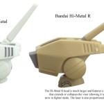 Bandai Hi-Metal VF-1A 15