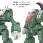 Bandai HMR Spartan 5