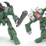 Bandai HMR Spartan 7