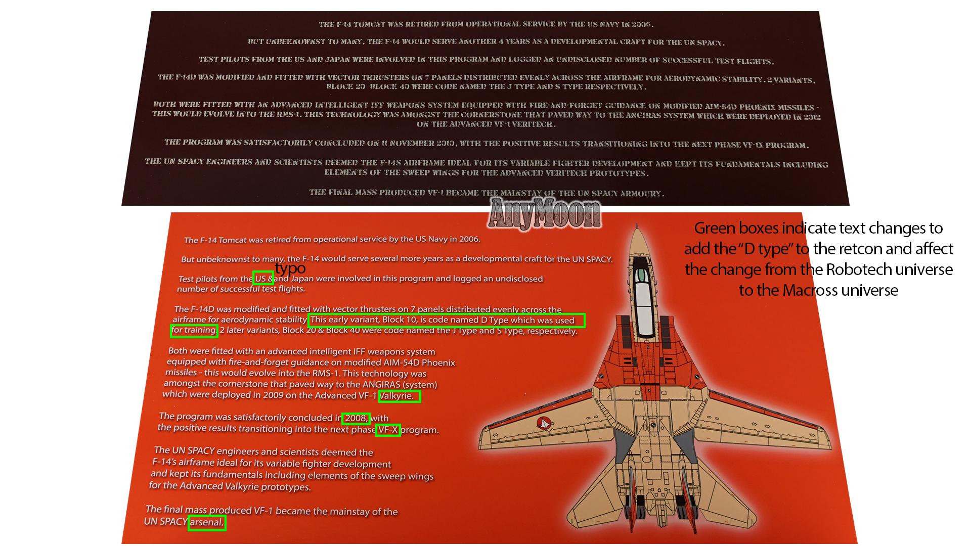 Calibre Wings 1/72 F-14 Tomcat Die-cast Metal Models – Scorched