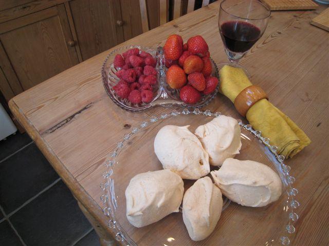 Meringues (Gluten Free)