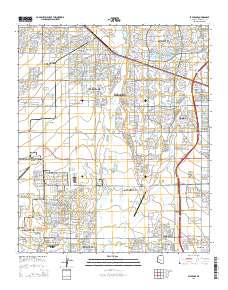 Luke Air Force Base Map : force, Force, Maricopa, County,, Arizona