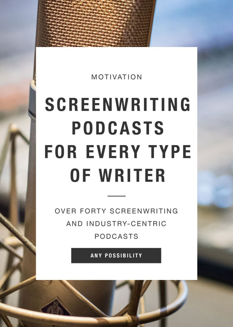 Screenwriting Podcasts