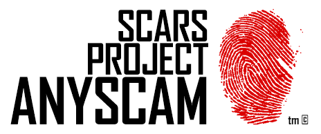SCARS Project Anyscam.com - an Scammer Data Reporting Entry Point for the SCARS Anti-Scam Data Reporting Network™