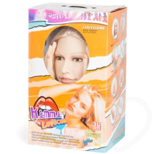 kimmi lovecok sex doll