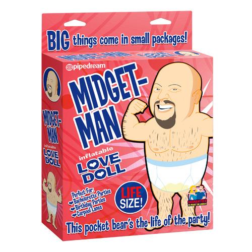 midget man sex doll