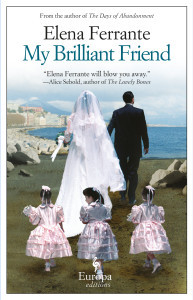 Elena Ferrante, Neapolitan Novels, author, writer