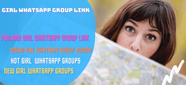 girl WhatsApp group link Punjabi girl WhatsApp group link Indian girl WhatsApp group joining