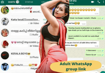 49+ Adult Whatsapp group link