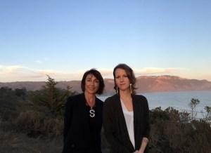 Suzanne Ciani & Kaitlyn Aurelia Smith in Bolinas