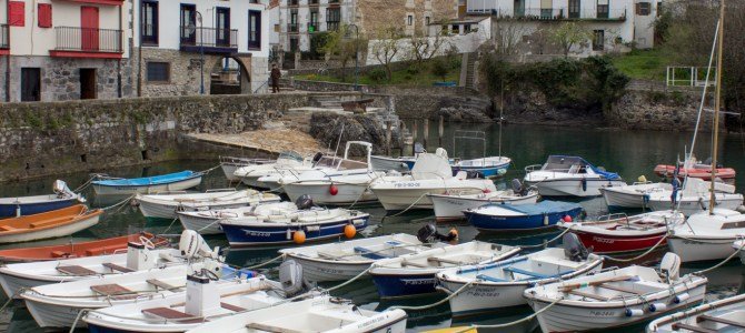 Basque-ing on the coast #1 – Mundaka