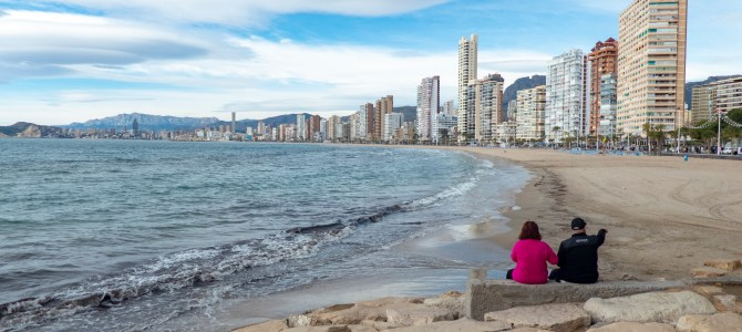 Benidorm – Our Christmas Treat!