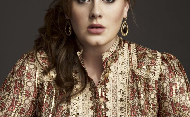Adele Singer Speaks About Her Figure Weight