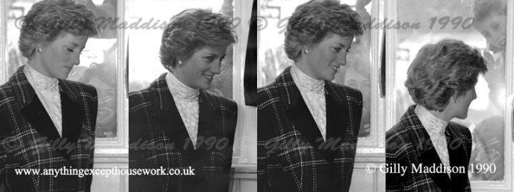 Princess Diana's death