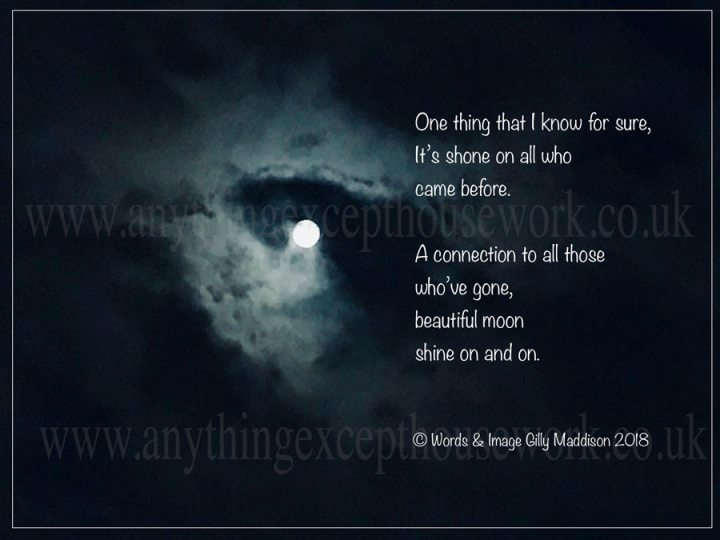 poems about the moon