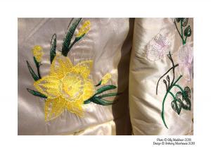 Anthony Moorhouse Designer Detail On Regency Jacket