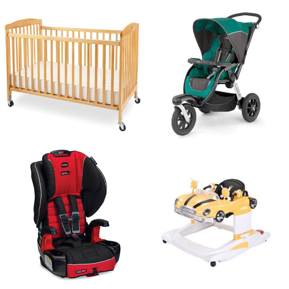 sedan chair rental captain chairs for sprinter van baby equipment rentals crib and breast pump