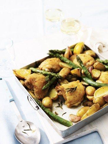 Rosemary and Lemon Chicken Recipe