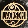 Victorian Ornament - Jackson