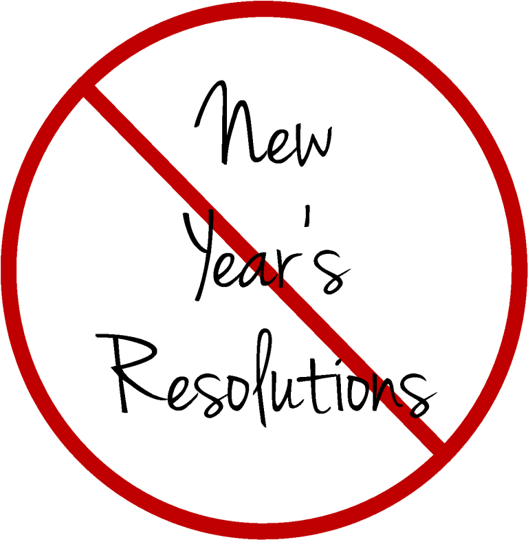 Resolutions & Cliches