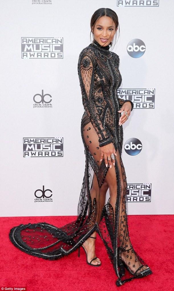 Ciara 0 American Music Award