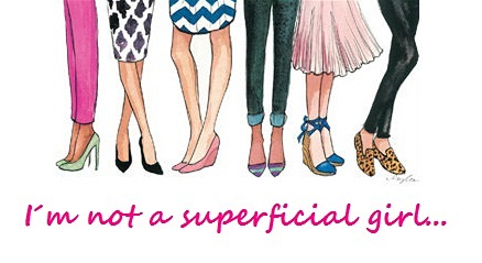 Superficial Or Not, Its Your Choice