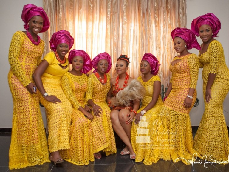 Aso Ebi Is Out o……