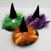 witch hair clips scrappy