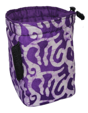 Very Purple Bag