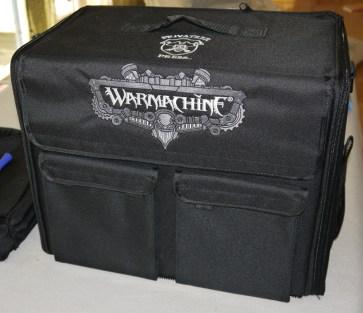 My new Battlefoam Warmachine bag