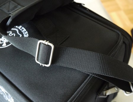 The replacement strap