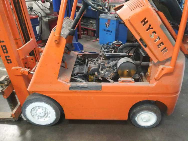 Any Time Mobile Forklift Repair Bakersfield CA