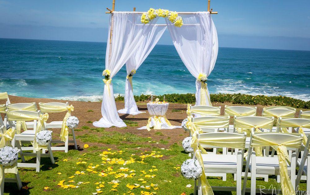 Beach Weddings in San Diego Call 619 4794000