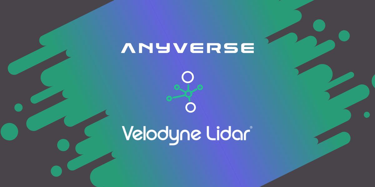 Anyverse and Velodyne Lidar