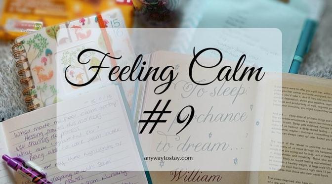 Feeling Calm #9