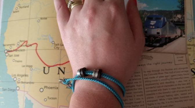 My Travels with El Camino Bracelets