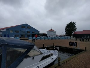The Herbert Woods Boat Yard