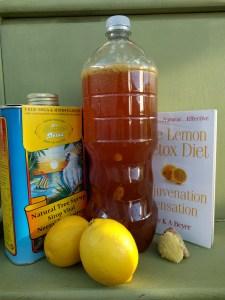 The Lemon Detox Diet all made up