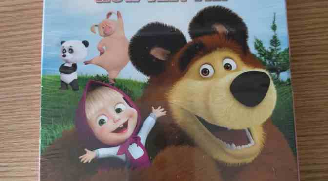 Masha and the Bear – How They Met