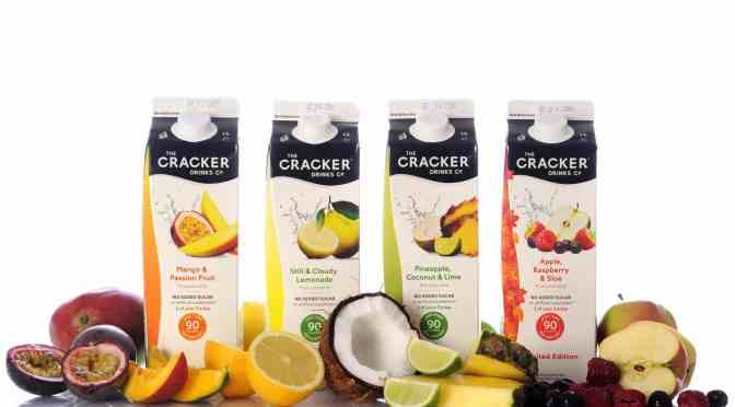 The Cracker Drinks Co No Added Sugar Juice Drinks