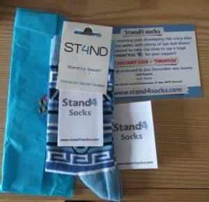 Husbs Stand4 Socks