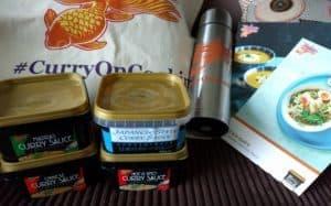 My Goldfish Curry Sauces