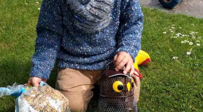 Feeding the Birds with Chapelwood