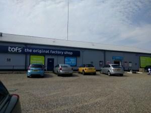 tofs The Original Factory Shop