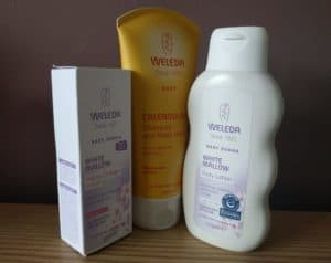 Weleda Baby Products