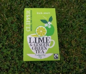 Clipper Lime Ginger Green Tea